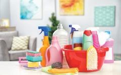 الصورة: الصورة: المنظفات المنزلية.. البدائل الصحية وعدم الإفراط يحدّان من تأثيراتها الضارة