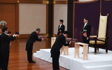 الصورة: الصورة: كنوز إمبراطور اليابان أكيهيتو التي ورثها ابنه ناروهيتو