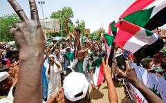 الصورة: الصورة: الإمارات تؤكد الدعم العربي للانتقال المنظم في السودان