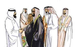 الصورة: الصورة: الأخلاق والأدب والحكمة في الموروث الإماراتي