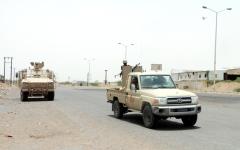 الصورة: الصورة: الشرعية تفشل هجوماً للحوثي وتكبده خسائر فادحة
