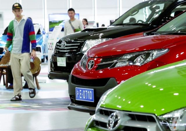 تويوتا نحو زيادة مبيعاتها لـ10.7 ملايين سيارة - البيان