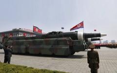 الصورة: الصورة: كوريا الشمالية تطلق صاروخين وسط تعثر المفاوضات