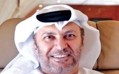 الصورة: الصورة: قرقاش: انتهت المرافعات وانكشف تناقض قطر