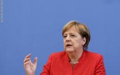 الصورة: الصورة: ميركل تكشف عن موقفها من تغيير النشيد الوطني الألماني