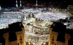 الصورة: الصورة: 6.3 ملايين معتمر يصلون السعودية
