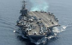 الصورة: الصورة: قوّة بحرية أمريكية إلى الشرق الأوسط لمواجهة تهديدات إيران