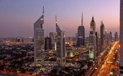 """الصورة: الصورة: """"ويلث- إكس"""": دبي التاسعة عالمياً في عدد المليارديرات"""