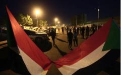 الصورة: الصورة: قتلى وجرحى بإطلاق نار في اعتصام الخرطوم