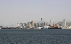 الصورة: الصورة: الإمارات: تحقيق حِرَفي في تخريب السفن سيكشف الحقائق