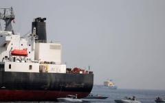 الصورة: الصورة: مسؤول أمريكي: التقييم الأولي يشير إلى تورط إيران في حادثة تخريب السفن