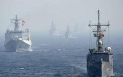 الصورة: الصورة: تركيا تصعّد الأزمة مع قبرص وتطلق أكبر مناورة