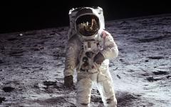 الصورة: الصورة: ترامب يخصص 1.6 مليار دولار إضافية لدعم عودة البشر إلى القمر