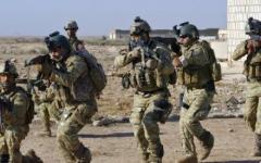 """الصورة: الصورة: أمريكا تحذر من """"تهديدات وشيكة"""" للقوات الأمريكية في العراق"""