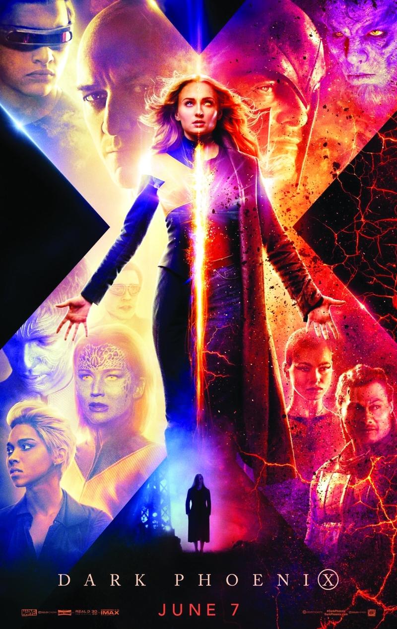 الصورة : X-Men: Dark Phoenix