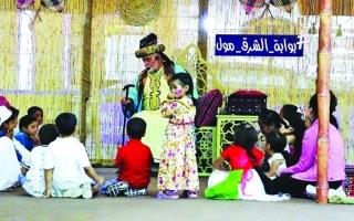 الصورة: الصورة: «بوابة الشرق مول» يحيي  تقاليد رمضان