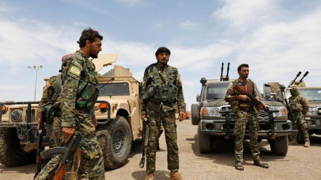«سوريا الديمقراطية» تلاحق فلول «داعش» في دير الزور - البيان