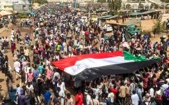 الصورة: الصورة: إحباط محاولة انقلابية صباح اليوم في السودان