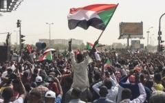 الصورة: الصورة: المجلس العسكري السوداني يستأنف التفاوض مع قادة الاحتجاجات