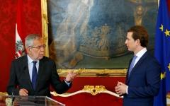 الصورة: الصورة: فيديو سرّي يطيح بالحكومة النمساوية والرئيس يدعو لانتخابات مبكرة