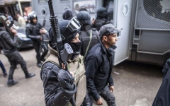 الصورة: الصورة: مقتل 12 إرهابيا فى تبادل لإطلاق النار بالقاهرة والجيزة