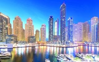 بيوت عطلات دبي تحقق ريادة عالمية
