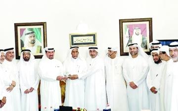 الصورة: الصورة: مركز جمال بن حويرب للدراسات يستحضر مظاهر الحياة في دبي قديماً