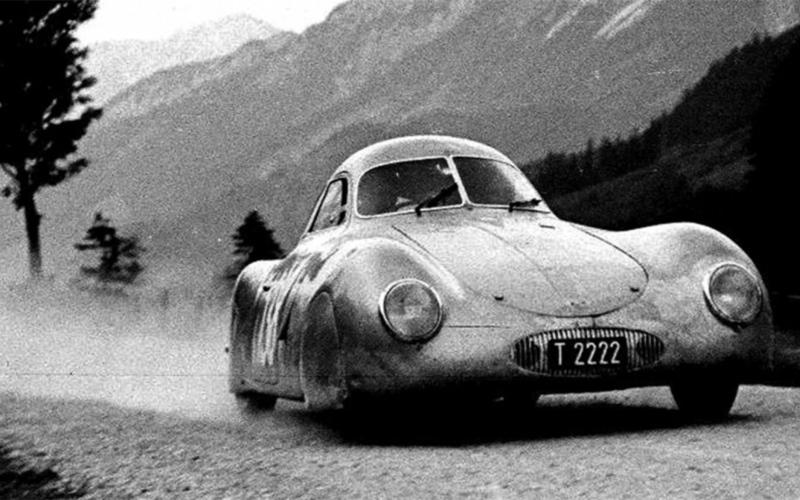 الصورة: الصورة: طرح سيارة بورشه إنتاج 1939 للمزاد بقيمة تتجاوز 18 مليون يورو