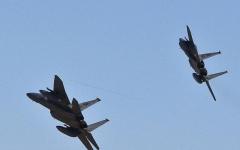 الصورة: الصورة: أمريكا تعترض طائرات عسكرية روسية