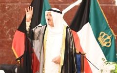 الصورة: الصورة: أمير الكويت يدعو إلى الحكمة والتعقل في «أزمة المنطقة»
