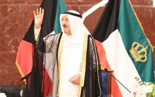 أمير الكويت يدعو إلى الحكمة والتعقل في «أزمة المنطقة»