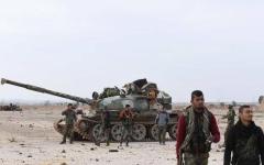 الصورة: الصورة: الممثل الأمريكي الخاص بسوريا يدعو إلى وقف إطلاق النار في إدلب