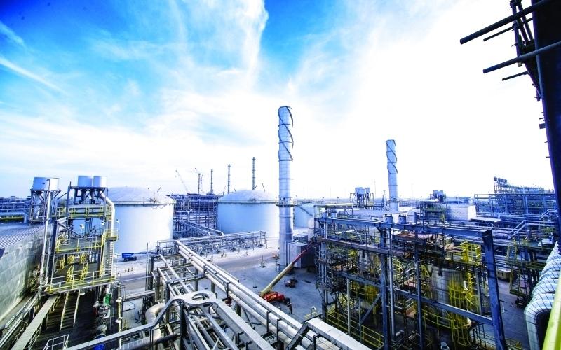 الصورة: الصورة: «أرامكو» تبدأ تجارة الوقود من الفجيرة والولايات المتحدة