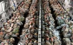 الصورة: الصورة: البنتاغون يدرس إرسال 5000 جندي إضافي إلى الشرق الأوسط