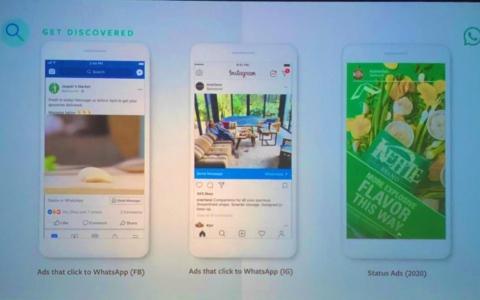 الصورة: الصورة: واتسآب يبدأ بعرض الإعلانات على المستخدمين.. قريباً