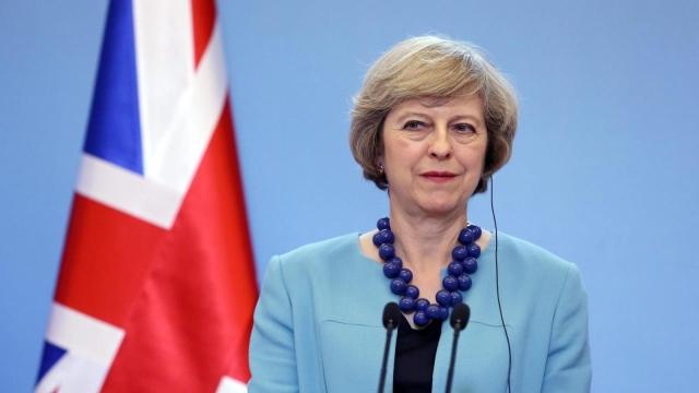 رئيسة الوزراء البريطانية تعلن استقالتها من منصبها
