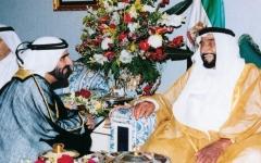 الصورة: الصورة: رحـم الله رجـلاً كـان أباً لأمـة .. ذكرى وفاة الشيخ زايد يتصدر تويتر