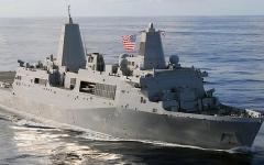 """الصورة: الصورة: إيران تهدد.. سنغرق سفن أمريكا الحربية """"بأسلحة سرية"""""""