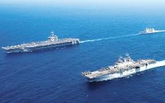 الصورة: الصورة: واشنطن: تحركنا ردع تهديداً إيرانياً خطيراً