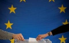 الصورة: الصورة: النتائج الأولى لانتخابات البرلمان الأوروبي تؤكد تقدم الليبراليين والخضر