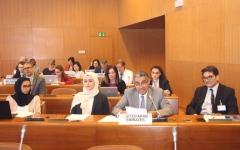 الصورة: الصورة: الإمارات رئيسا للمنتدى العالمي للهجرة والتنمية 2020