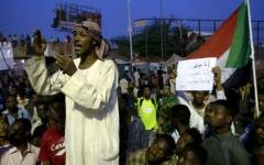 الصورة: الصورة: إضراب عام في السودان ليومين للضغط على المجلس العسكري