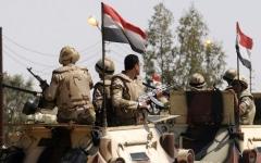 الصورة: الصورة: الجيش المصري: لا انتهاكات في سيناء