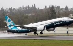 """الصورة: الصورة: بوينغ تعترف بأخطاء في مؤشر حالات الخلل في طائرتها """"ماكس 737"""""""
