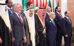 الصورة: الصورة: نصّ البيان الختامي للقمة العربية الطارئة