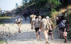 الصورة: الصورة: تعزيزات للشرعية وانهيار حوثي في الضالع