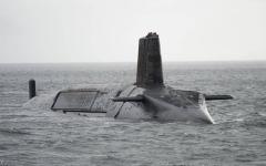 الصورة: الصورة: فضيحة على متن غواصة نووية بريطانية عائدة من أمريكا