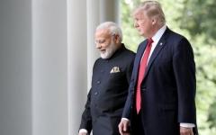 الصورة: الصورة: ترامب ينهي المعاملة التجارية التفضيلية للهند ونيودلهي ترد