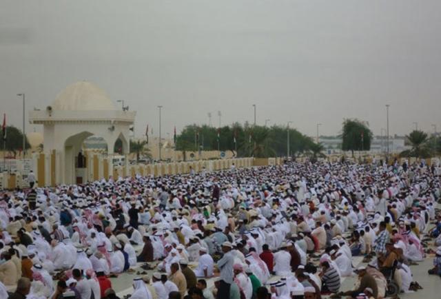 مواقيت صلاة عيد الفطر في الإمارات - البيان