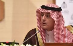 الصورة: الصورة: الجبير: تحريف قطر للحقائق ليس مستغرباً